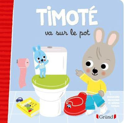 TIMOTE VA SUR LE POT